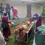 Pria Lajang Tua Ditemukan Warga Tergeletak di SD Ipres 69 Kelurahan Tangsi